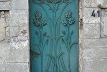 LOVE these doors / by Metalmorphis Jewelry
