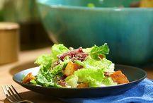 Salads / by Kim Springer