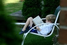 Kids and books / by Mixtus Media