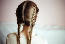 hair / by christina