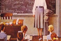 Norman Rockwell / by Tiffany Fowler