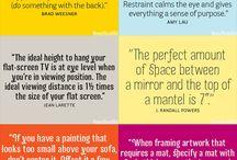 Tips / by Darren Mercer Interiors