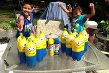 fun stuff for kids / by Catherine Desharnais