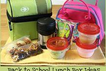 School Lunch / by Christin Harris