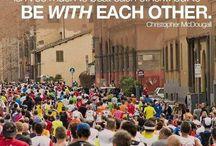 Marathon / by Betty Chamberlain