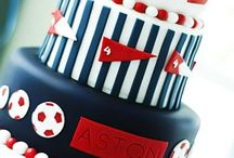 Party Ideas / Some ideas for B-days and events / by Andrea Romero