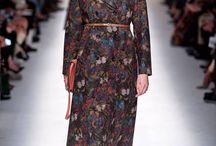 Fall 2014 Autumn 2014 Winter 2015 Runway Styles / by reasonstodress