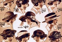 1920s Millinery / by kerrilee wright