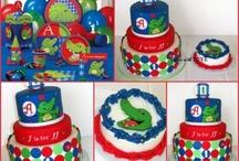 Jase's 1st Birthday  / by Rebecca Freeman