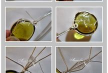Jewelry Tutorials / by Glory Shine Adornment
