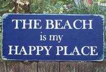 The Beach / by Beth TK