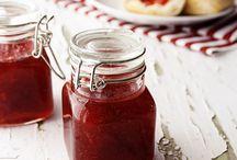 Sticky Stuff / jelly and jam / by Chef Thomas Minchella