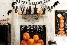 Halloween!  / by Kellie Fitzpatrick