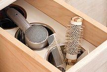 bathroom ideas / by Tausha Hoyt {Sassy Style Redesign}