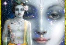 Krishna Krishna / by Rain Marian