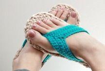 Crochet - Footwear  / by Stephanie Zanghi Mino