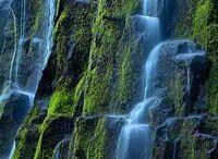 waterfalls / by Rhonda Medford