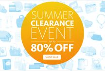 Summer Clearance Event / by The Knot Wedding Shop