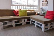 DIY Pallet Ideas / by Kristy Tillman