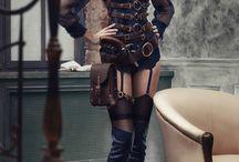 Steampunk and Goth / by Rob Stewart
