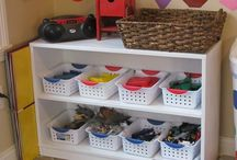Preschool Setup / by Angela