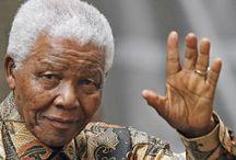 Nelson Mandela / by wcnc
