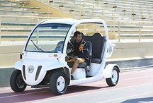 Tom's Golf Cart / by Parks and Rec