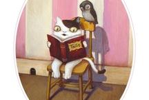 illustration&painting / by Sachiko Burgin
