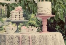 Tea Party / Tea for two, or three, or four, or five maybe. / by Emily Nichols