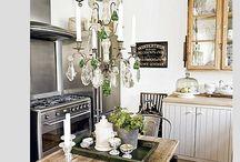 Kitchens / by Kit Lang