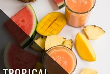 FOOD + DRINK : Juice + Smoothies / by Hello Natural