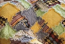 Quilt and Sewing / by Angelique Tisserand