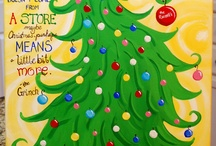 Christmas Painting / by Kendra Askew