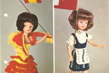 Vintage Knitted Dolls Clothes / by Vintage Knitting