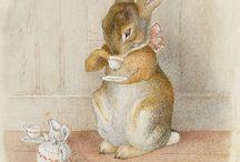 Beatrix Potter / by Tammy Cline