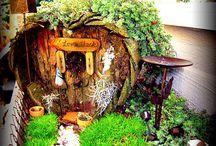 Fairy Houses / Gardens / by Leesa Burdette