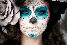 Costumes & Makeup / Costumes, Make-up and nail design ideas for Halloween or year around. / by Jules Norcross