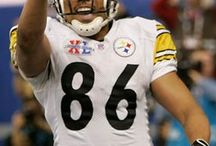 Steelers!! & a Few Other Random Sports / by Christine Carter