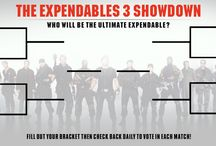 Expendables 3 '14 / by Marquee Cinemas