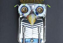 R I Y - recycle it yourself / by Elaine Fleureton