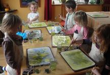 Im Kindergarten / by Christel Romahn