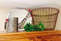 Kitchen Decor / by Emili Lewis