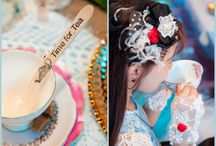Tea party / by Kaitlin Lee