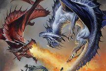 Dragons / by Brandon Parman