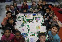 Kinder social studies / by Emily Miller