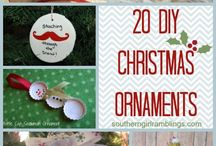 Everything Christmas! / Recipes, crafts and decorations for the ultimate Christmas! / by Kathryn Lavallee