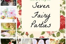 Fairy tea party / by Tracy Larson