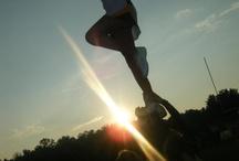 Cheerleading <3 / inspiration, stunting ideas, uniforms... / by Elle Blair