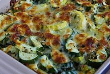 Zucchini ideas / by Colleen Love