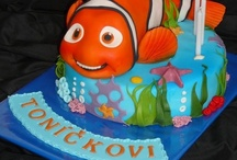Finding nemo birthday party / by Geeky Girl
